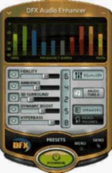 DFX Audio Enhancer 13.008