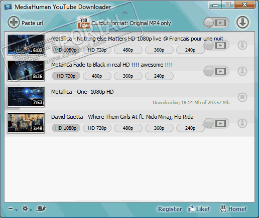 MediaHuman YouTube Downloader 3.9.8.22