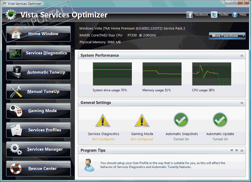 PC Services Optimizer 3.0.842