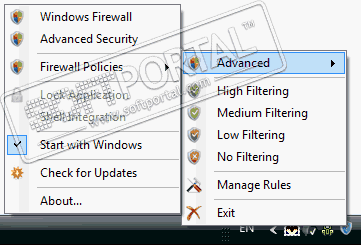 Windows Firewall Control 5.4.0.0