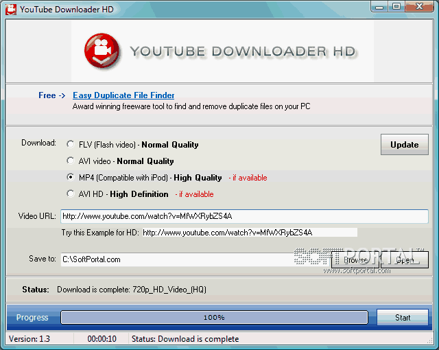 Youtube Downloader HD 2.9.9.30