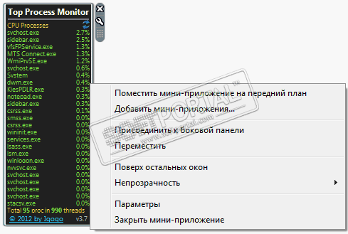 Top Process Monitor 9.3