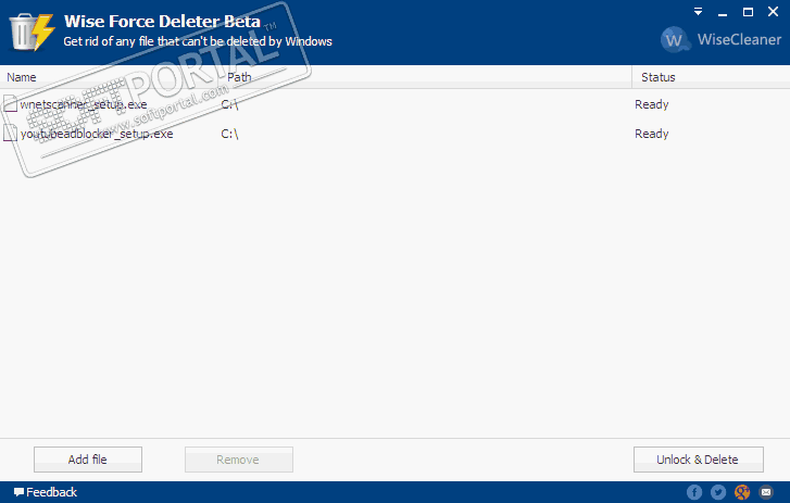 Wise Force Deleter 1.51.52